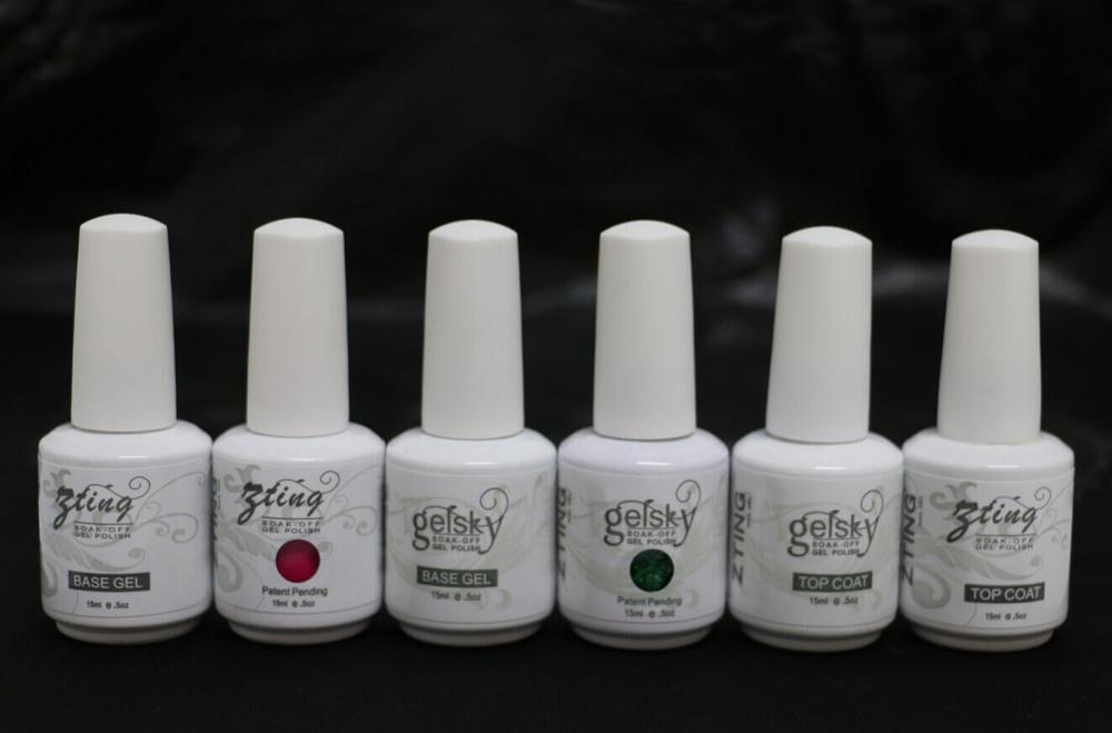China Gel Nail Polish Matte Gel Polish Magic Nail Gel Polish - Buy ...