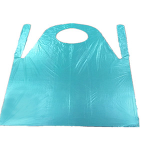 Cheap Wholesale Disposable Plastic PE/LDPE Apron