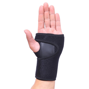 Free Sample Metal Protector Wrist Splint With Thumb Immobilizer