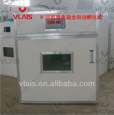 automatic chicken egg incubator hatching m 176 eggs Full Automatic (temperature and humidity control, turning eggs automatively)
