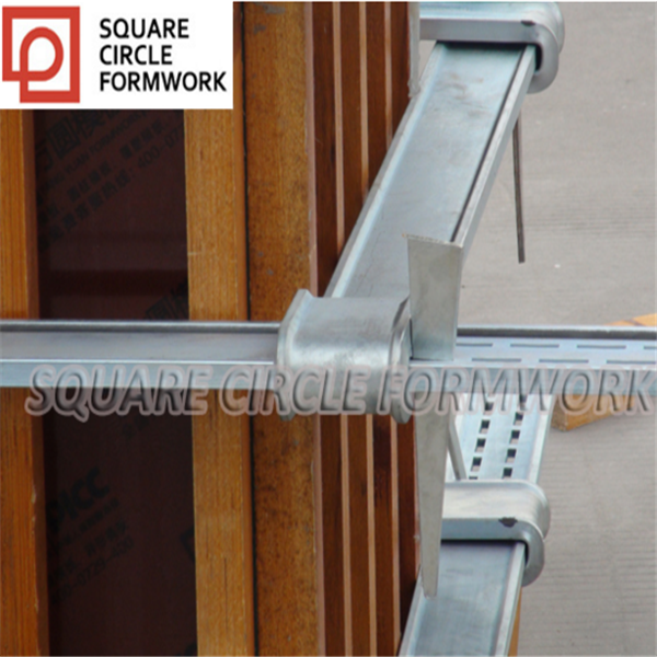 construction & real estate building materials galvanized steel clamps