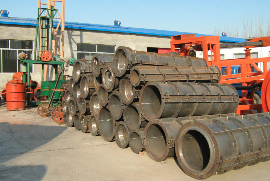 What Classification of Reinforced Concrete Pipe Making