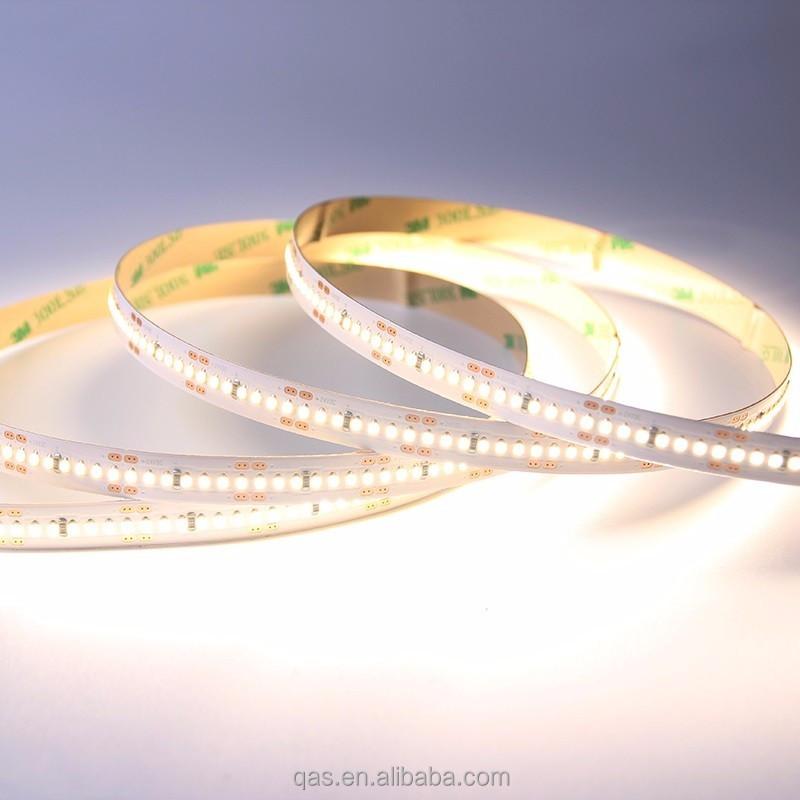 High Cri Custom 12V 4mm 5mm 10mm Nature White 3014 2216 5050 Led Strip Light