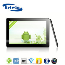 <span class=keywords><strong>Android</strong></span> tablet 13.3'' rk3188 quad core 1280*800 ips tablet pc con scheda sim bt modulo tablet pc