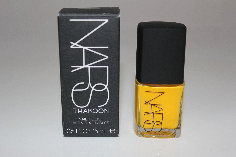 NARS Nail Polish, shade=Bright Yellow