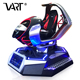 Coin operated pusher arcade game machine 9d vr 9dvr VART easy to operate car racing games machine equipment for kids & adults