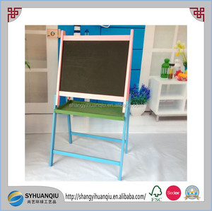 drawing instruments / 3d writing blackboard / collapsible easel / educational toys for kids