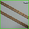 hot selling raw copper chain accessory for jeans