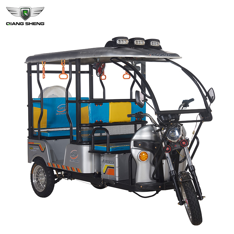 2019 The electric vehicles is cheap for passenger electric tricycle in  china
