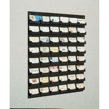 48 Tasche Wand Acryl Visitenkartenhalter Rack Acryl Schwarz Buy Wand Acryl Visitenkartenhalter Product On Alibaba Com