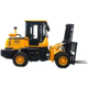 china 5.0 ton brand new rough terrain forklift truck with best price