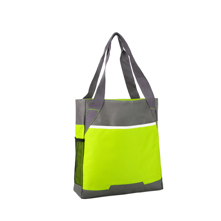 Eco-friendly di Utilità di Modo Two Tone Grande Shopping Tote Bag