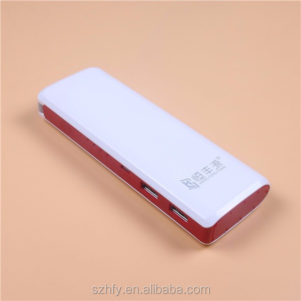 Shenzhen OEM 12000mah power bank ,mobile power supply ,portable battery charger