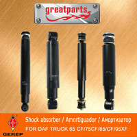 High quality heavy truck shock absorber for DAF 65 CF/75CF/85/CF/95XF 1382704