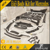 14-16 W212 E63 Body Kit for Mercedes W212 E350 E400 Sport Sedan 4-Door AMG Style