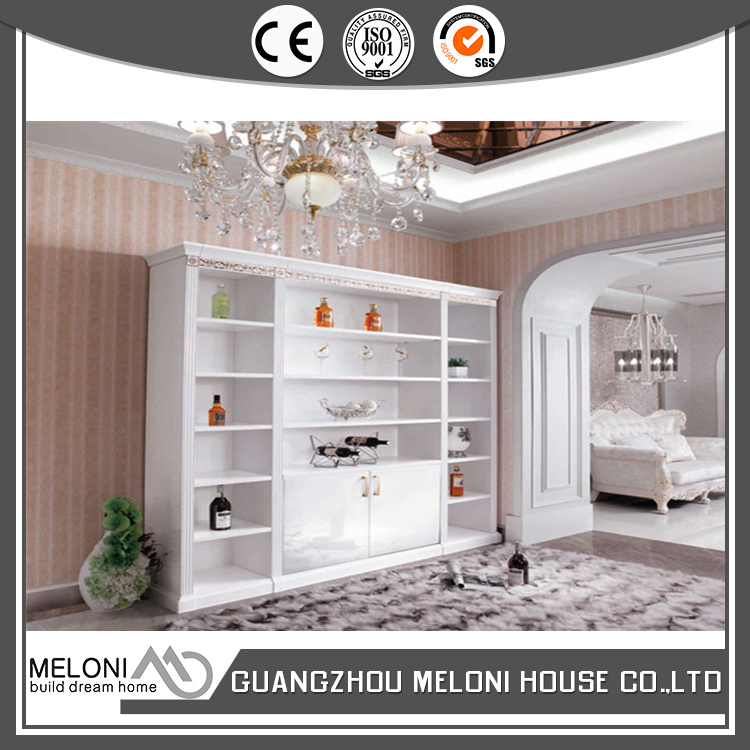 Full Standing White Color Display Cabinet In Living Room With Drawers   Buy  Liquor Display Cabinet,Display Cabinet Malaysia,Display Cabinet In Living  Room ...
