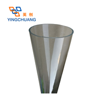 Factory Sell 1000mm 2000mm Transparent Colored Acrylic Tube
