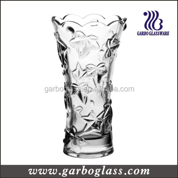 Clear Glass Vase,different types glass vase