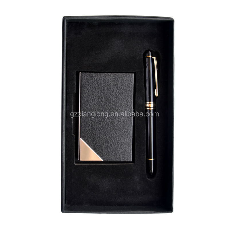 GT061 Leather gift set for business