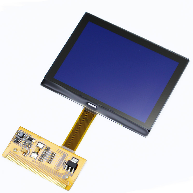Newest Version Lcd Cluster Display For Audi Tt S3 A6 Vw Vdo Display Oem Jeager