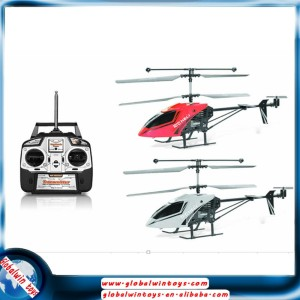 3.5 channel plastic wireless rc helicopter for radio control flyer airplane with light and transmitter GW-TMJ608