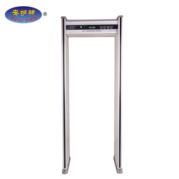 airport door frame metal detector