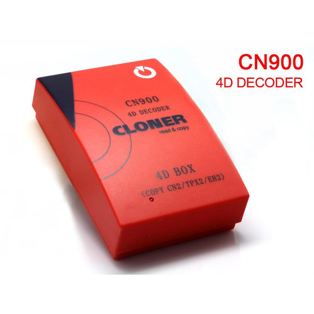 D декодер 4D копирования коробка копия CN2 / TPX2 / EH2 чип для CN900 автоматический ключевой программер