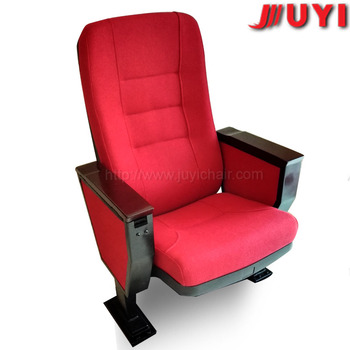 jy 998 upholstery fabric theatre seats cheap folding chair theatre