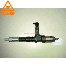 Best selling producten Echt Motor injector <span class=keywords><strong>nozzle</strong></span> <span class=keywords><strong>assy</strong></span> voor PC400-8 Graafmachine