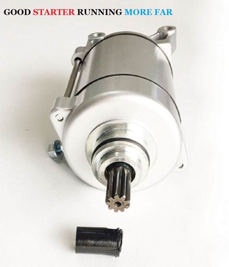 Hot sale motorcycle starter motor for CG150