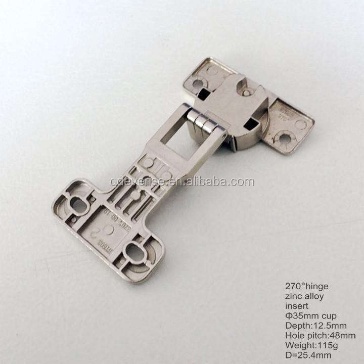 270 degree door hinge. insert type 270 degree special cabinet door hinge