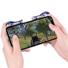Not block screen CKX transparent mobile game controller shooting game fire key triggers joystick for Mobile PUBG