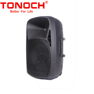 15 Inch Portable Wireless Multi-Input PA sound System Speaker Box