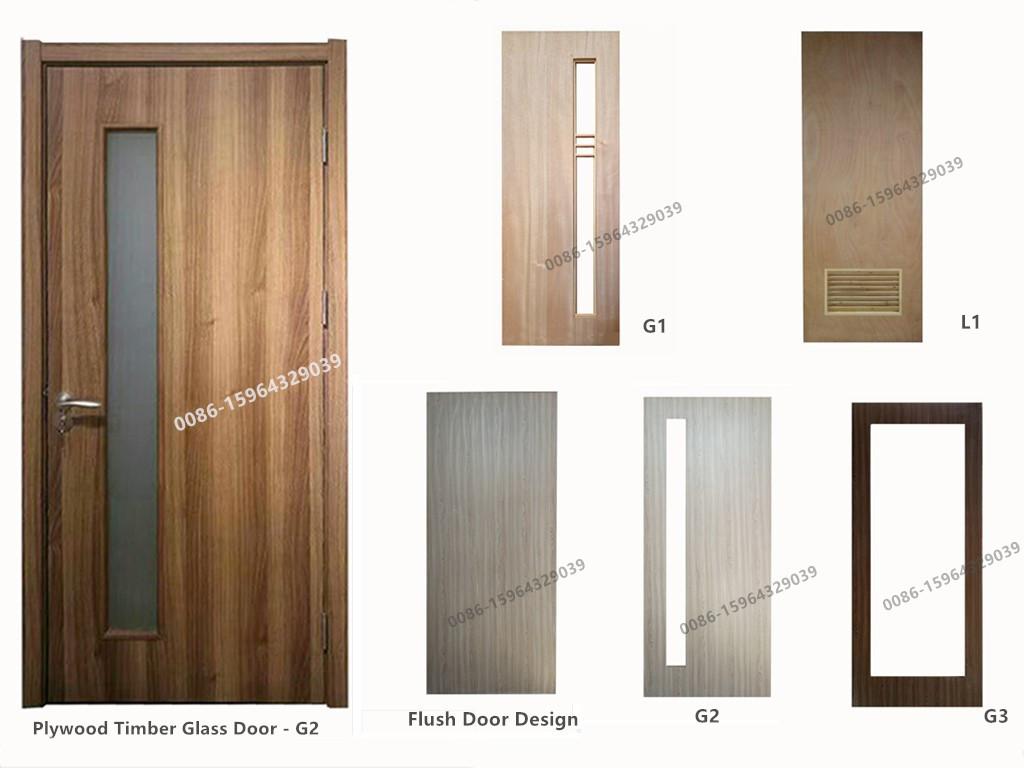2018 Interior Bathroom Plywood Louver Door Designs Buy Glass Door