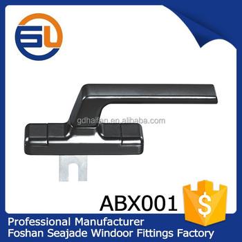 High Performance Aluminium Door Window Handle For Multi Point Locking  System ABX001
