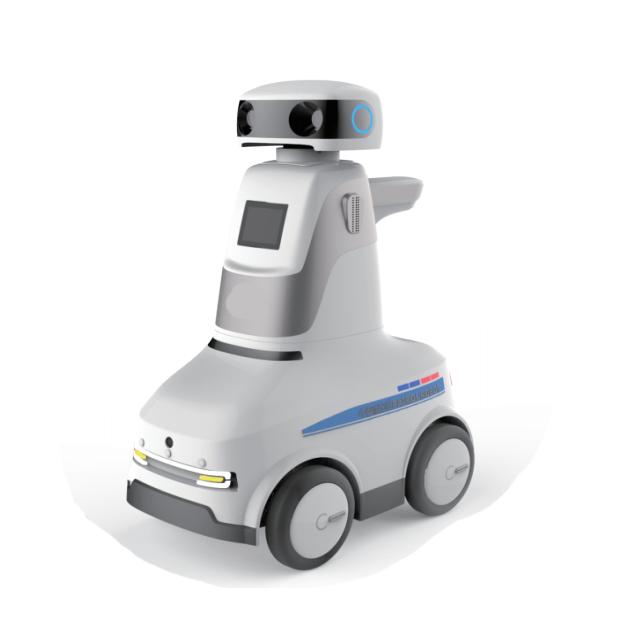 Intelligent Autonomy patrol Security Patrol Robot XZZ-C Series