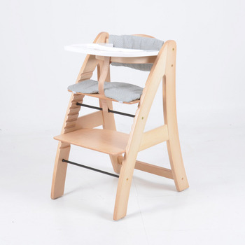 Unique Kitchen Stable Baby Wooden High Chair View Baby Sitting