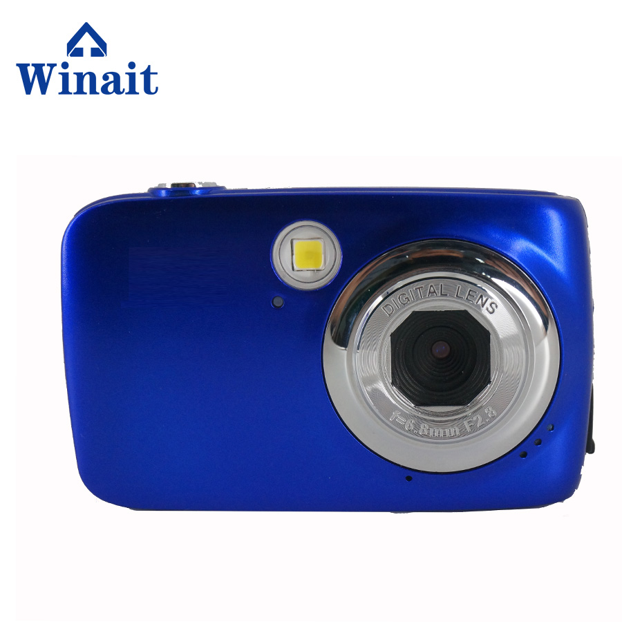 winait 14 MP cheap gift digital camera with 1.8'' TFT disposable camera