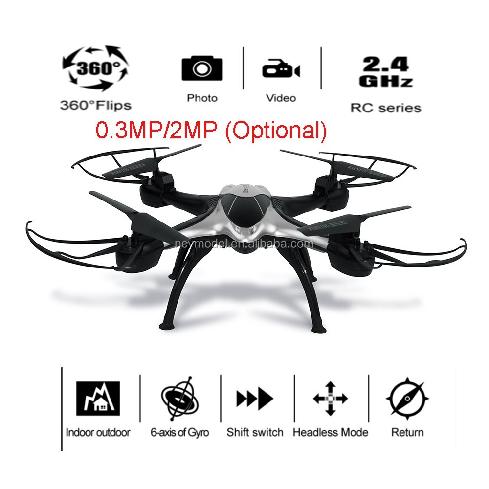 Top Selling BP116 rc quadcopter with camera 2.4G 6-Axis Gyro 4-CH UFO rc drone Headless mode