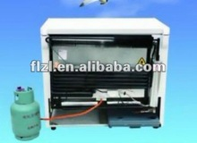 GAS freezer/ fridge /refrigerator YMH-GAS40 large capacity Gas and electric and kerosene refrigerators/freezer 220V LPG Gas