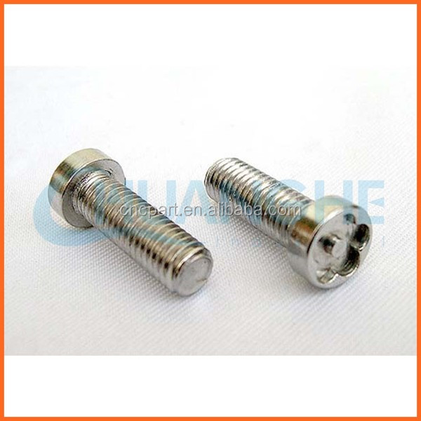 China supplier top level socket head stainless steel bolt