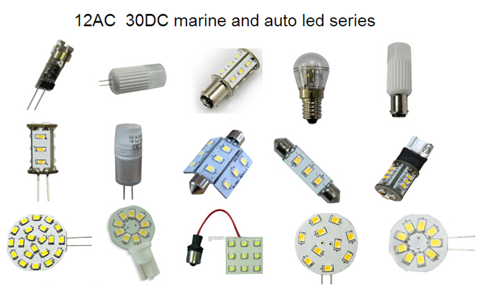 G4 Led 12v 20w Replacement With 9pcs 2835 Led Side Pin 10-30v Dc ...