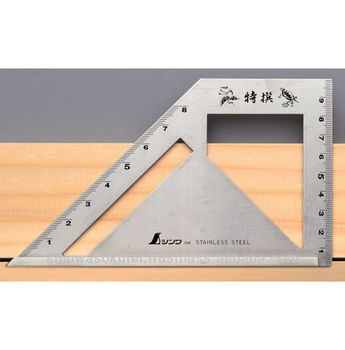 speed square. high quality speed square / stainless steel japanese carpentry tool