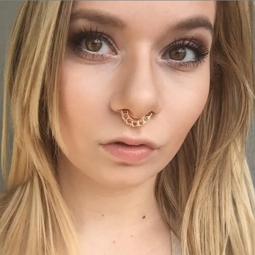 High Quality Fake Nose Rings