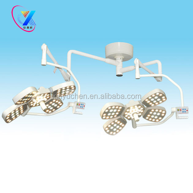 YCLED5+5 led operating lights surgical light surgical equipment surgical lamp