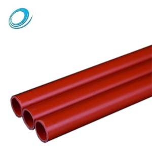 Rigid small thin wall pvc electrical conduit pipe 10mm plastic tube malaysia for decoration