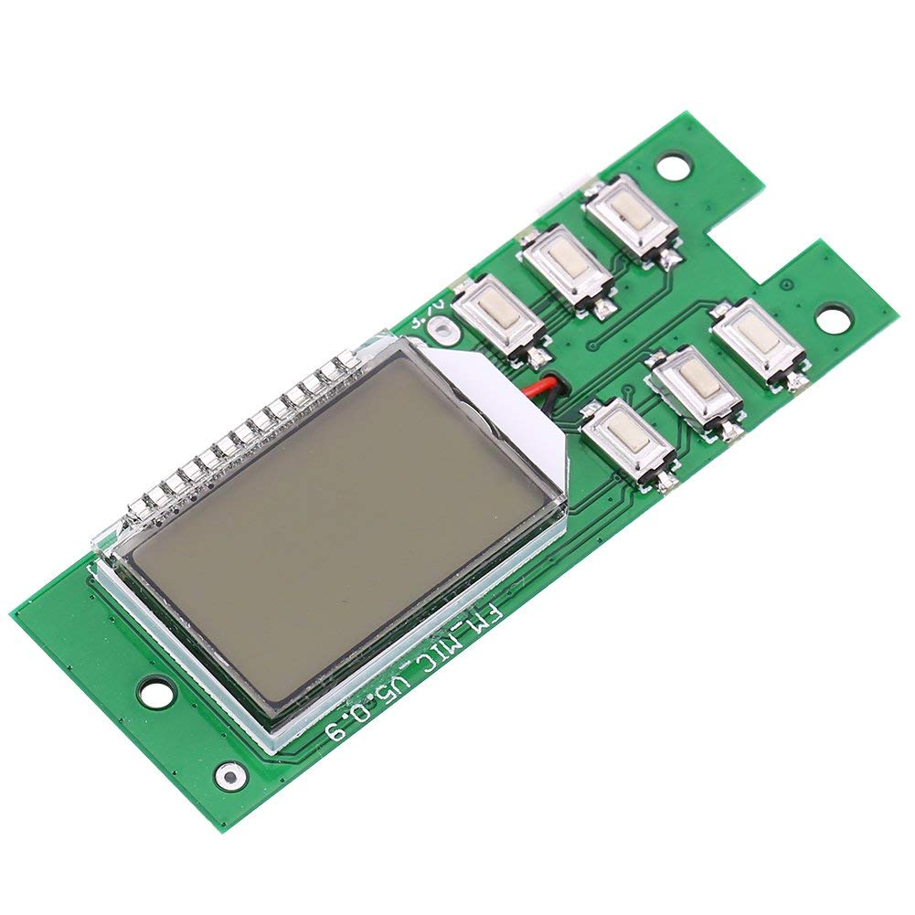 Cheap Fm Radio Circuit Board Find Deals On The Is Main Of Computer Get Quotations Launch Transmitter Module Wireless Microphone Stereo Audio Diy Kit