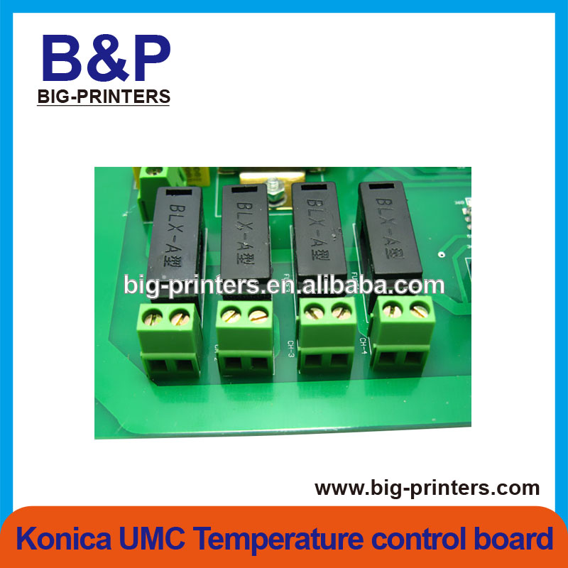 High quality !!!! Inkjet Printer Spare Parts konica UMC Temperature control board