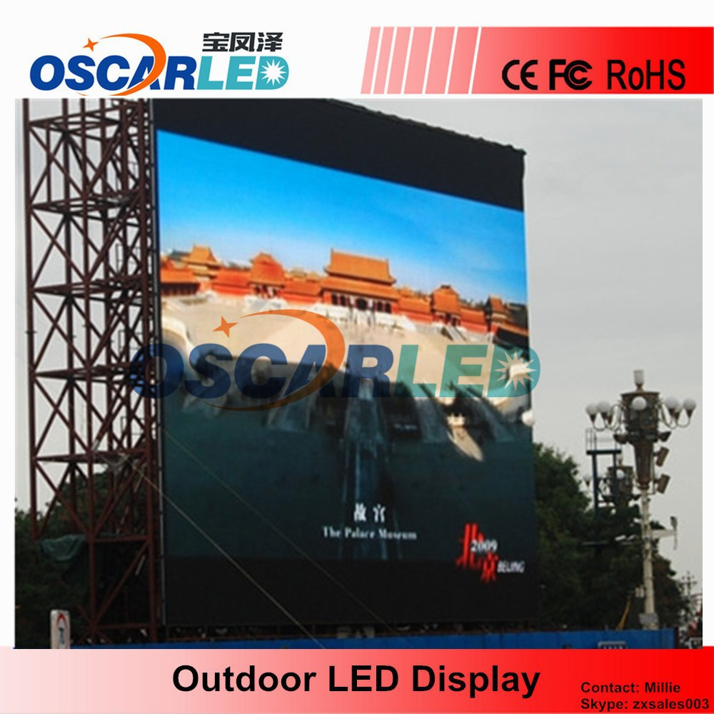 High Quality Cheap P12 Ali Led Display Full Xxx Vedio
