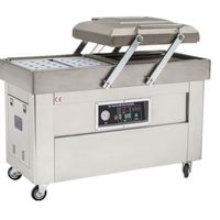 100% Warranty Double Chamber Bacon/Toufu/Marinated Food Vacuum Packing Machine